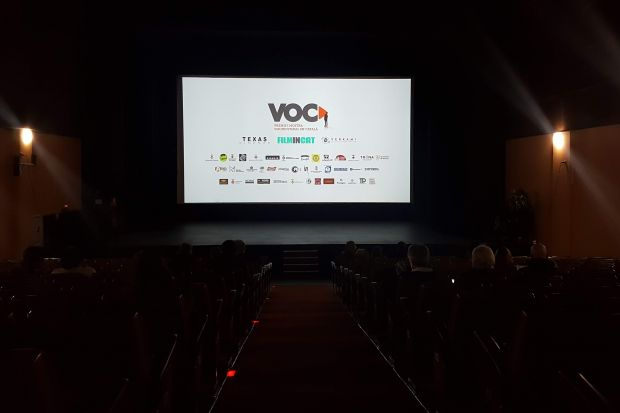 VOC. Mostra d'audiovisual en català