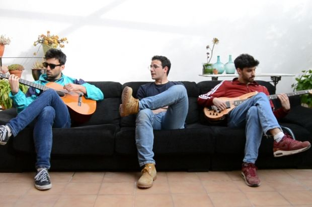 Arnau Fadó & The Fellows Band