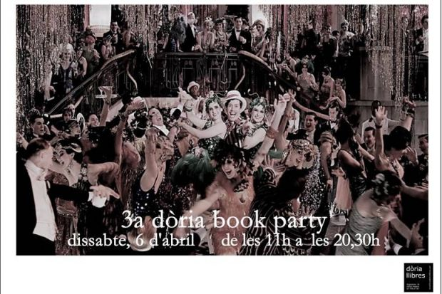 3a Dòria book party
