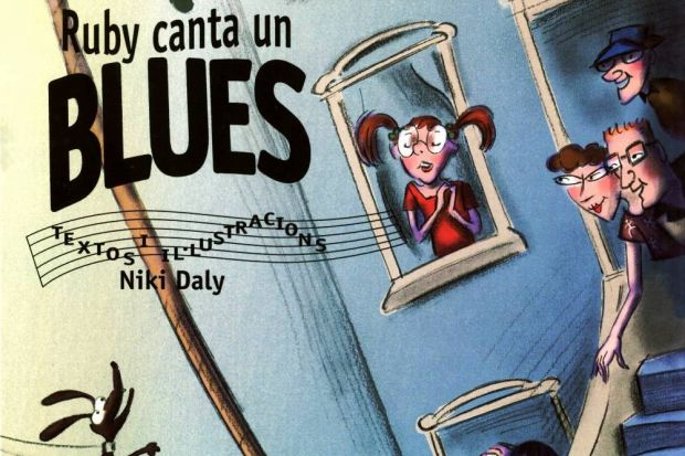 Ruby canta un blues
